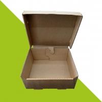 Cajas para hamburguesas 20x20x10 cm x100 unidades