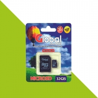Micro SD 32 gb con adaptador SD